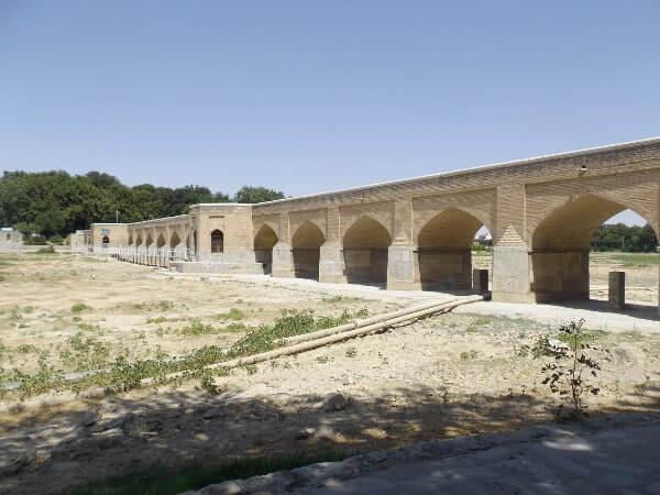 Aqueduc Ispahan