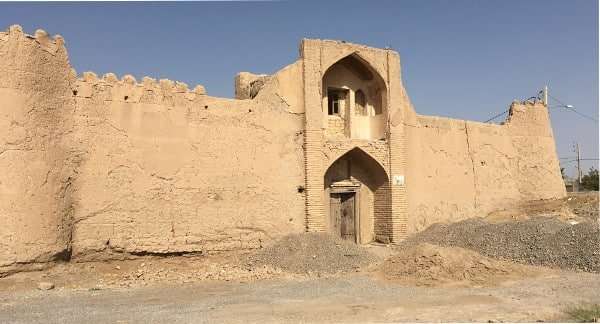 Bergerie of the village of Saryazd