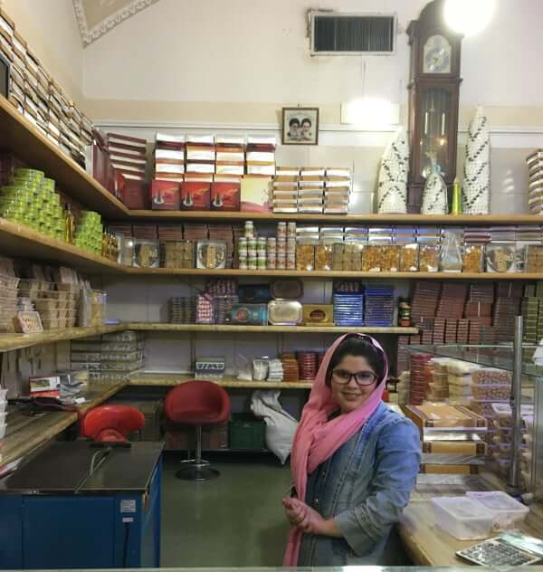Famous Yazd pastry