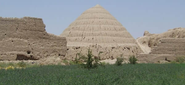 Réservoir à Kashan