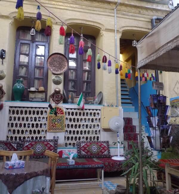 Our Guest-house in Shiraz