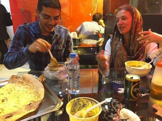 Ash - potage épais iranien