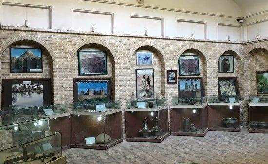 Musée de l'eau à Yazd